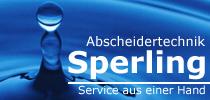 Abscheidertechnik Sperling